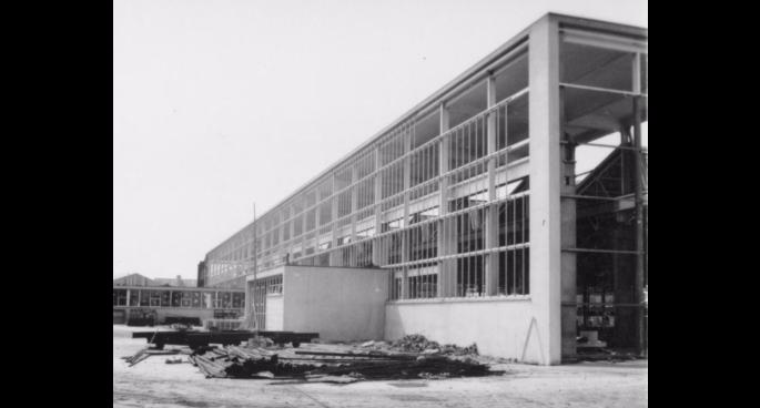 Inchicore factory