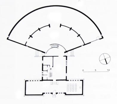 Ásmundur Sveinsson Sculpture Museum-plan