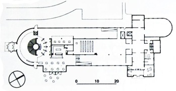 National Museum-plan