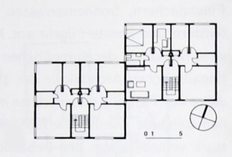 Workers houses 2-plan
