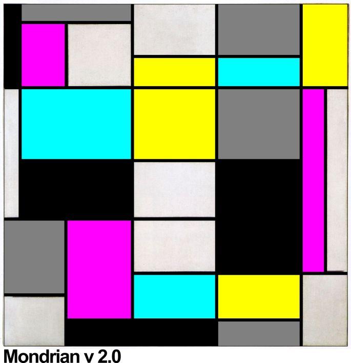 Mondrian v 2